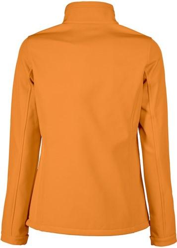 Red Flag Vert Dames Softshell jacket-Oranje-XS-2