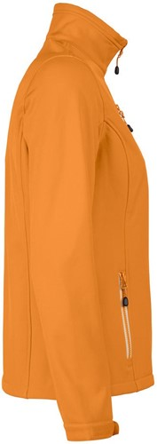 Red Flag Vert Dames Softshell jacket-Oranje-XS-3