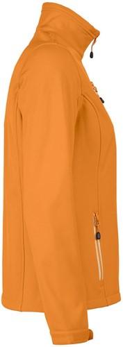 Red Flag Vert Dames Softshell jacket-Oranje-XS-3