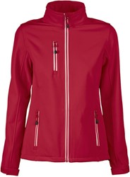 Red Flag Vert Dames Softshell Jacket