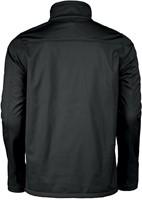 Red Flag Vert Softshell jacket-Zwart-XS-2