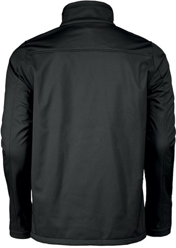 Red Flag Vert Softshell jacket-Zwart-XS