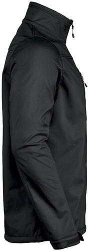 Red Flag Vert Softshell jacket-Zwart-XS-3