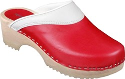 Bighorn 3611 Open Clog - Rood
