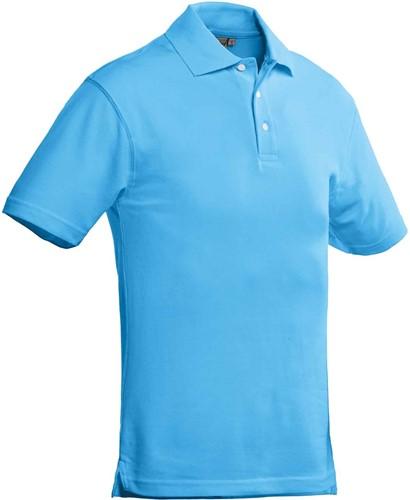 SALE! Santino Poloshirt Ricardo - Blauw - Maat L