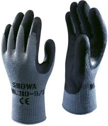 Showa 310 Black Werkhandschoen Latex