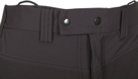 SIP Zaagbroek 1SRL-830 - Grijs/Fluo Oranje/Zwart - XS Kort-Grijs/Fluo Oranje/Zwart-XS Kort