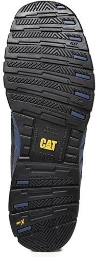 CAT - Streamline P722170 lage veiligheidsschoen S1P blauw/zwart-2