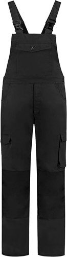 WW4A Tuinbroek Katoen/Polyester - Zwart - Maat 44