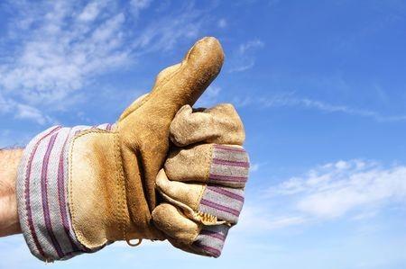 Werkhandschoenen