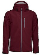 DAD Tulsa Softshell Jas Heren