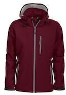 DAD Tulsa Softshell Jas Dames