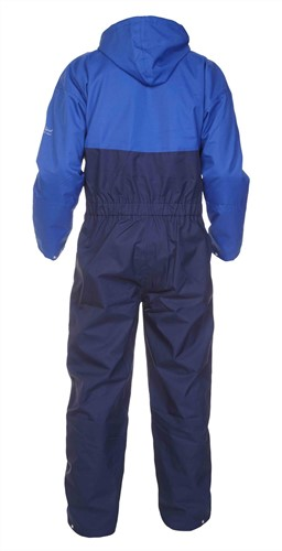 Hydrowear Usselo Coverall - Navy/Royal Blauw-2