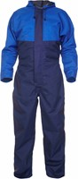 Hydrowear Usselo Coverall - Navy/Royal Blauw-1