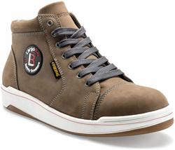 Buckler Boots Hoge Sneaker Vantage S3 - Bruin