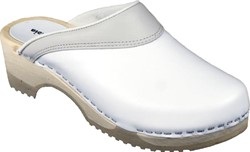 Bighorn 3611 Open Clog - Wit